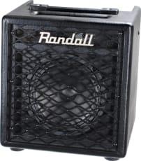 Randall Diavlo 1w 1x8 Combo, single channel all tube (12AX7/12AU7)
