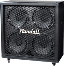 Randall Diavlo RD412-D with Celestion Vintage 30 Speakers 240w