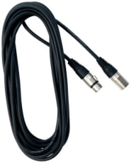 RockCable Microphone Cable XLR (male) / XLR (female) 6 m / 19.7 ft.