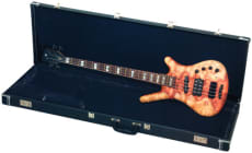 RockCase Standard Hardshell Case Bass Guitar black Tolex