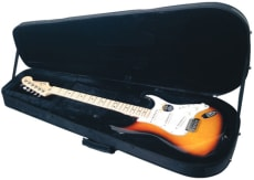 RockCase Deluxe Line Soft Light Case ST Style Electric Guitar