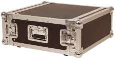 RockCase Professional Flightcase Rack 4U
