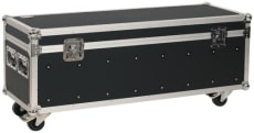 RockCase Flightcase Universal/Accessory 120 x 40 x 40 cm with wheels