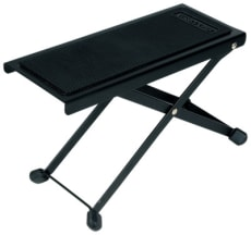 RockStand Guitar Footrest black