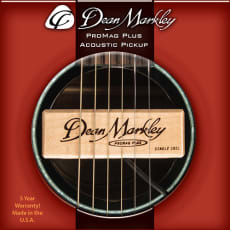 Dean Markley ProMag™ Plus XM (8m Cable + Clip)