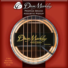 Dean Markley ProMag™ Grand XM (8m Cable + Clip)