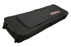 Kurzweil Keyboard bag with wheels 125 x 38 x 12cm