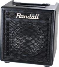 Randall Diavlo 1w 1x8 Combo, single channel all tube (12AX7/12AU7)