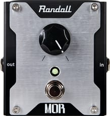 Randall One knob Descrete Boost Pedal