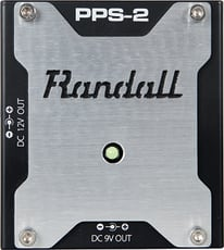 Randall Multi Voltage Pedal PSU