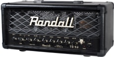 Randall Diavlo 45w Amp Head, 2 channel all tube (12AX7/6L6)