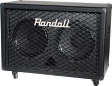Randall Diavlo 2x12 Speaker Cabinet 160w 8ohm mono/16ohm stereo
