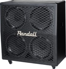 Randall Diavlo RD412A-D with Celestion Vintage 30 Speakers 240w