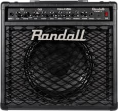 Randall RG Series 80w 1x12 Combo, 2 channel, High Gain Solid State