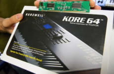 Kurzweil Kore 64 Expantion ROM for PC3/PC3K