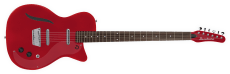 Danelectro 56 Single Cutaway Vintage Baritone Metallic Red
