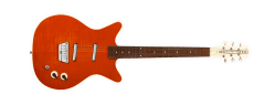 Danelectro 59 Divine Guitar Flame Maple
