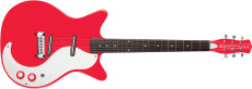 Danelectro 59 M NOS Plus Guitar Red