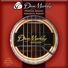 Dean Markley ProMag™ Grand XM (8m Cable + Clip)