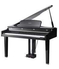 Kurzweil CGP220W Digital Concert Grand Piano Ebony Polish