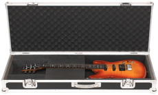 RockCase Flightcase Electric Guitar Black