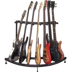 RockStand Multiple Guitar Corner Stand for 7 Electric Guitars / Basses Flat Pack