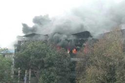 fire warehouse