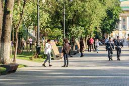 Kazakhstan street