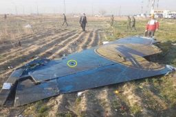 Ukrainian plane crash