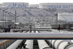 Iranian oil pipeline