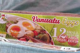 Vanuatu eggs