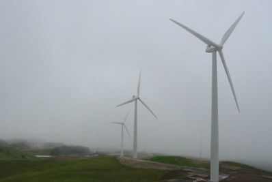 Wind farm Turitea
