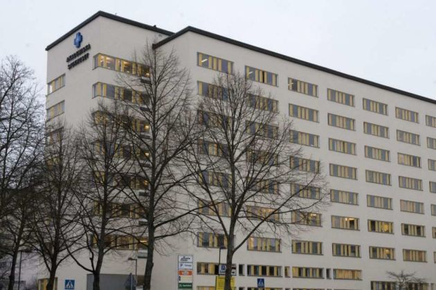 Sweden hospital