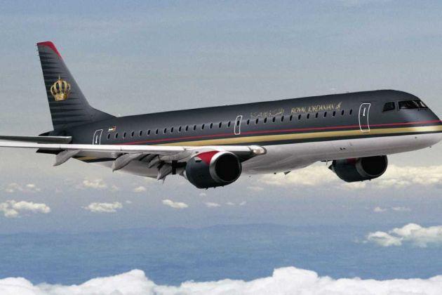 Jordan airline