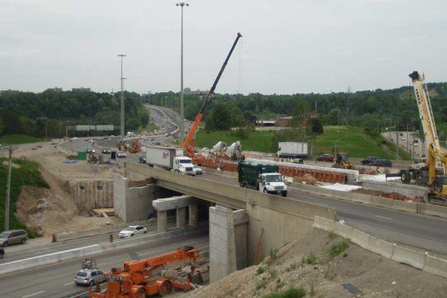 Ontario infrastructure