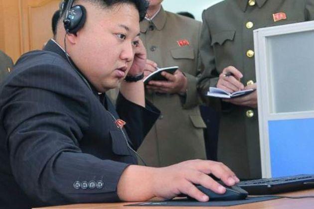 North Korean internet