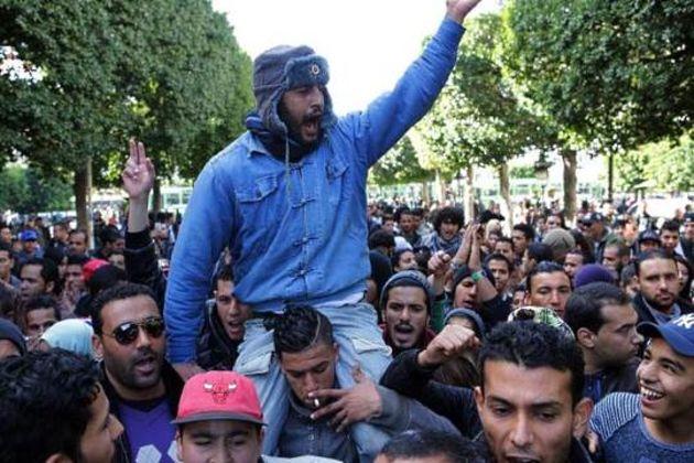 Tunisia unemployment