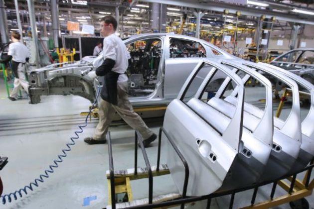 Russia manufacturing PMI