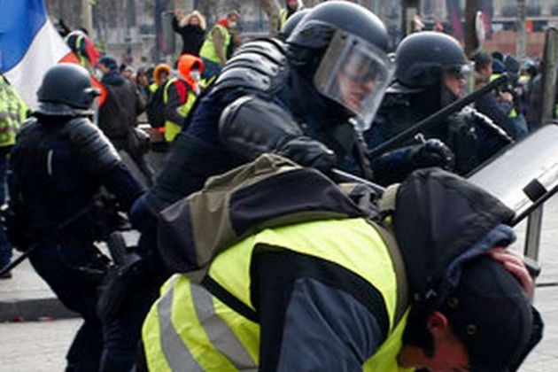 Yellow Vests protests