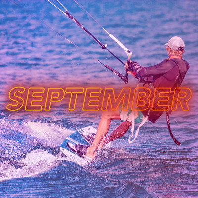 Welcome in September