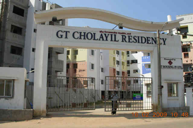 FlatGradings - GT Cholayil Residency