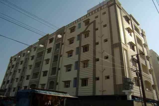 FlatGradings - Pavani Residency