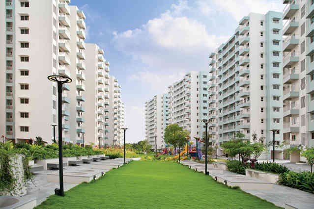 FlatGradings - Godrej Garden City