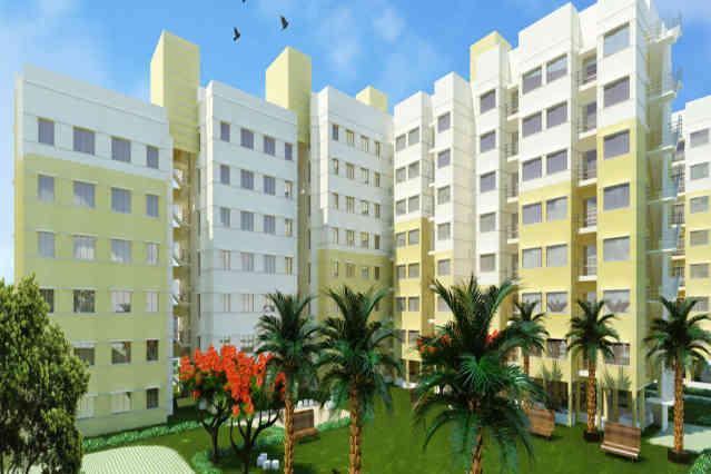 FlatGradings - Mahindra Nova Apartment