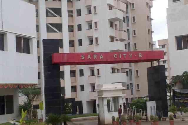 FlatGradings - Sara City