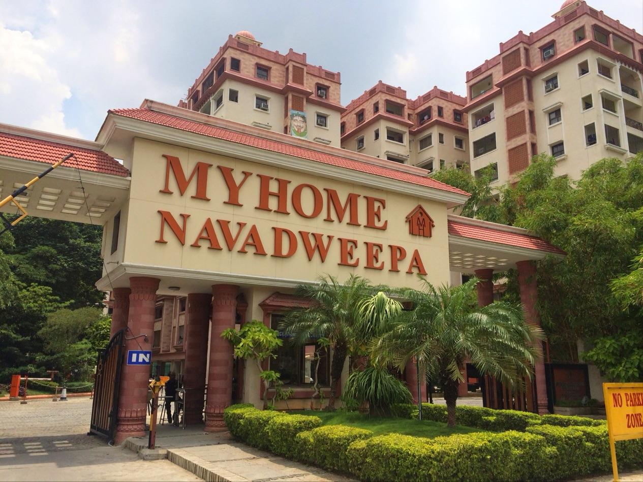 My Home Navadweepa At Madhapur In Hyderabad Rating