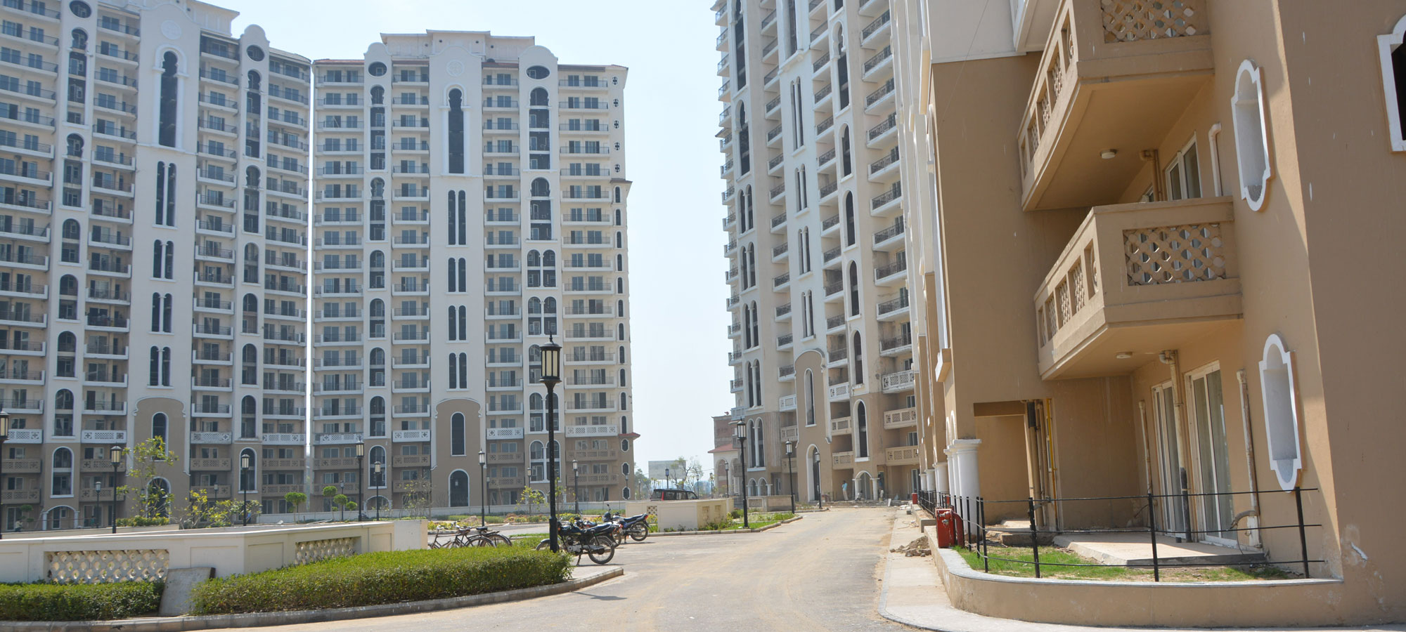 DLF New Town Heights at Sector 86