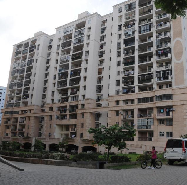 City Apartments: Platinum City At Yeshwanthpur In Bangalore By India