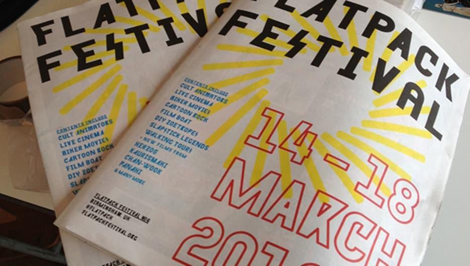 Flatpack 2012