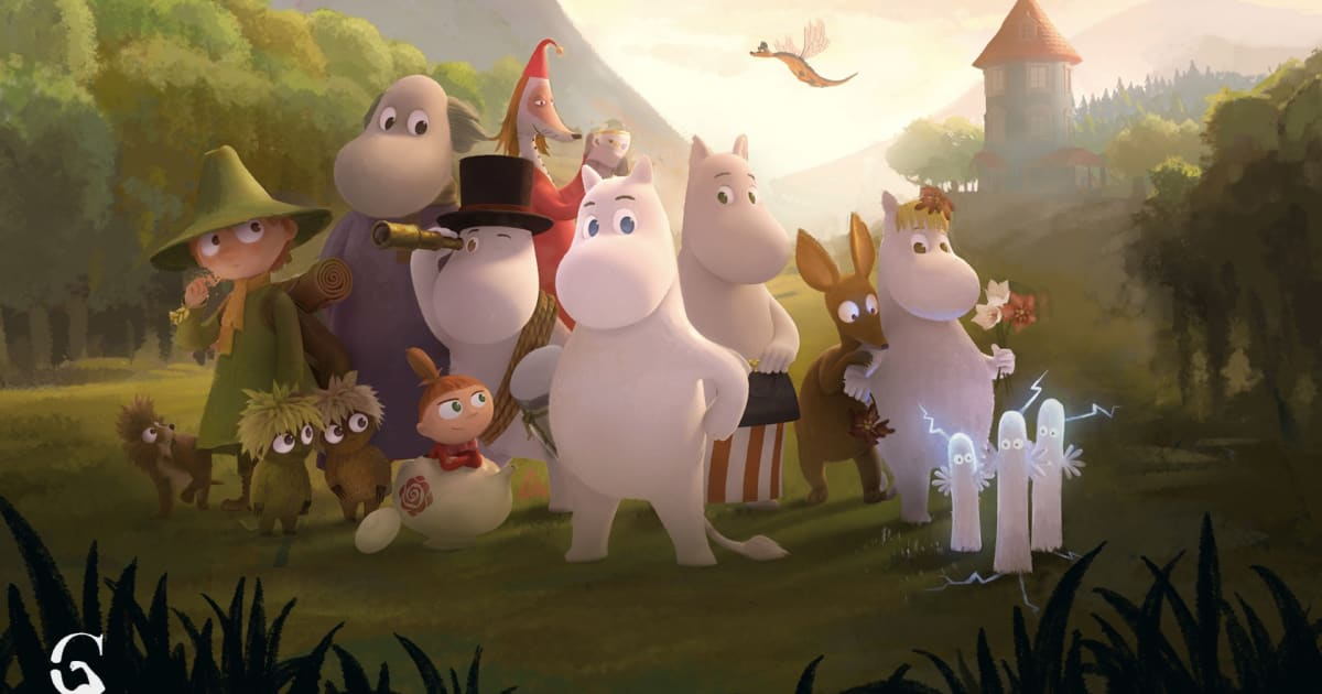 Moominvalley + Q&A | Flatpack Festival